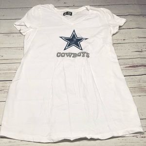 Women's Dallas cowboys t shirt , pre-owned